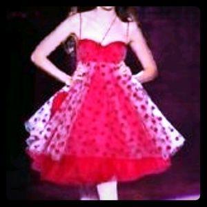 🖤RARE NWOT Betsey Johnson runway dress!🖤